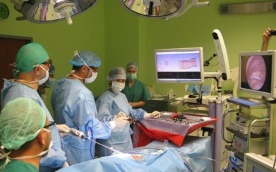 Innowacyjne – laparoskopowe leczenie refluksu żołądkowo – przełykowego