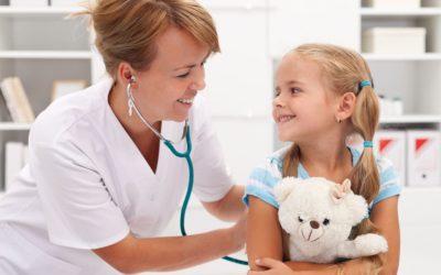 Konsultacje pediatryczne w CMS
