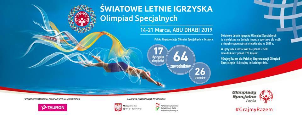 Sukcesy naszej reprezentacji na Światowych Igrzyskach Olimpiad Specjalnych :)