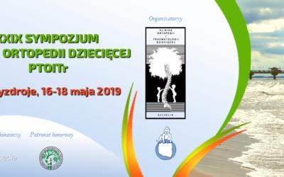 Ogólnopolskie sympozjum ortopedyczne z udziałem naszych lekarzy