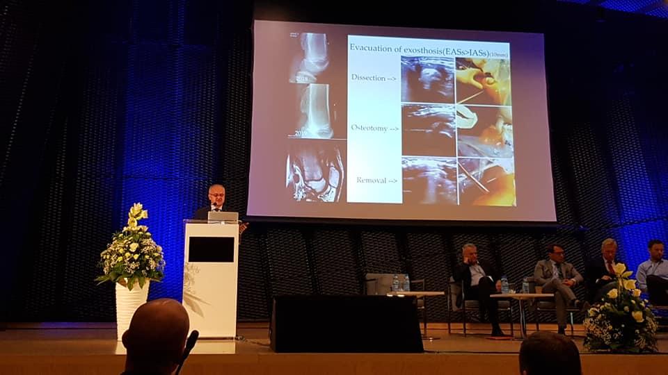Nasz ortopeda – Dr n. med. Zbigniew Pilecki wykładowcą Zjazdu Polskiego Towarzystwa Artroskopowego